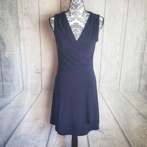 41 Hawthorn Navy Wrap Dress